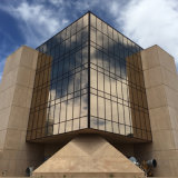 [15مّ1615مّ] شفّافة بناء غوا يقسم زجاج