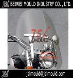 オートバイのプラスチック風防ガラスの注入型