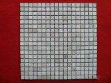 Flooringのための白いWooden Marble Slab