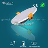 La ronda de la fábrica China Panel de iluminación LED panel LED 30W luz