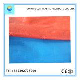 중대한 고품질 파란 주황색 방수포