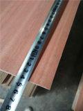 4X8FT 2.5-18mm自然なSapeleは合板に直面した