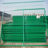 Сваренная конструкцией ячеистая сеть загородки рамки/сада