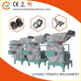China Pelletizer para venda amplamente usado para o processamento de serragem de madeira