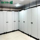 В отличие от HPL Jialifu Деревянные зерна туалет разделы