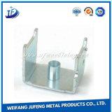 Metal de folha revestida do zinco que carimba o chassi para gabinetes