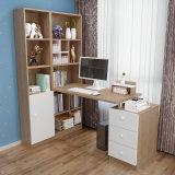 本箱が付いている現代カスタマイズ可能な事務机のコンピュータの机