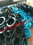Kundenspezifisches PU70*54 Material DAS/Kdas Kolbenstange-Öldichtungen