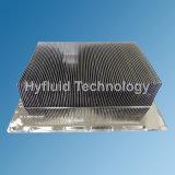 Échangeur de chaleur Skive dissipateur de chaleur pour dispositif de micro-ondes