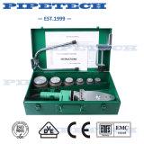 Certificado inteligente do Ce da tubulação da máquina PPR da solda por fusão do soquete