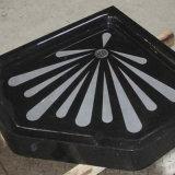 Lastre nere assolute del granito usate per le costruzioni e le decorazioni