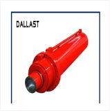 Pesado de dupla ação do cilindro hidráulico para máquinas de construção