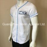 Het Overhemd van het Honkbal van professionele Naar maat gemaakte Mensen