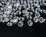 1mm 1.25mm 1.5mm het Witte Zirkoon van de Gemmen van CZ van de AMERIKAANSE CLUB VAN AUTOMOBILISTEN voor juwelen
