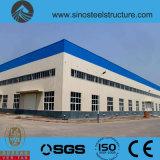 Marcação BV Estrutura de aço com certificação ISO (Depósito TRD-027)