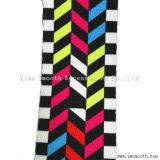 Fashion Colors Geometric Gasket Shoulder Bag Strap Handle Ribbon Handbags