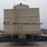 化学工学またはプラントのためのFRPのさび止めの冷却塔