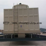 Factory Price FRP Anti-corrosive Cooling Tower for Chemical Engineering gold Chemical Seedling