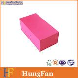 Коробка подарка хранения изготовленный на заказ картона размера твердого складная бумажная упаковывая