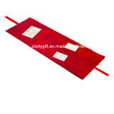 Rectángulo plegable de papel magnético rígido de empaquetado grande del regalo de la ropa de la novia