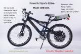 Neues elektrisches Fahrrad mit dem magischen Torte-Motor, aufgebaut im Sinewave Controller
