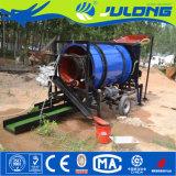 Julongの金鉱山のトロンメルスクリーン機械