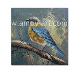 De met de hand gemaakte Olieverfschilderijen van de Vogel voor het Decor van het Huis