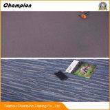 La Chine fournisseur imitation grain commercial tapis de plancher en vinyle imperméable en PVC. Auto-adhésif PVC étanche de Gros-de-chaussée