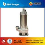 Wq / Jywq / Jpwq Bomba de água submersível elétrica de esgoto