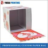 Горячая продажа подарочные коробки бумаги с логотипом печати