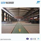 Niedriger Preis gebildet in ChinaKtt4515D Luffing-reisendem Turmkran für Aufbau