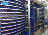 Spiraalvormige Transportband voor het KoelSysteem van Broden