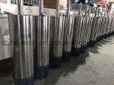 6SP30-16 sumergibles de pozo profundo bomba de agua de salida de acero inoxidable