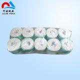 Tissu de toilette de Rolls de papier de toilette de faisceau de qualité