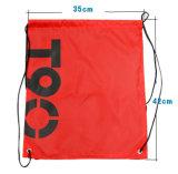 Saco Drawstrings com logotipo do cliente para Oferta Promocional