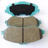 Производительность удобные Non-Asbestos диск для передних тормозных колодок Benz 000 420 63 20