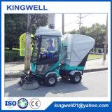 Dieselstraßen-Kehrmaschine für ausgedehnte Straße (KW-1900R)
