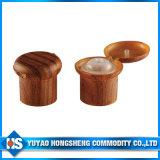 2015 nouveau style de PP Matériel Bouchon de vase vis en bois