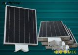 Réverbères solaires complets intelligents contrôlés du téléphone $$etAPP MPPT DEL