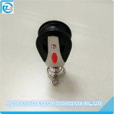 Bloco do aço inoxidável com polia de nylon (B1-150)