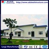 Prefabricated 가벼운 강철 아름다운 별장 강철 제품