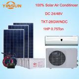 fuori da uso solare del condizionatore d'aria di CC DC24/48 di griglia 100% nella regione isolata