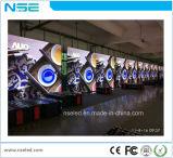 Schermo a colori completo esterno di P10 P16 LED che fa pubblicità al tabellone per le affissioni