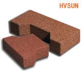 Erstklassige Qualität industrielles Coinrubber PUNKT Bodenbelag-Blatt und Fliesen