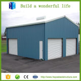 company Cheap Light Steel Structure Frame Sandwich Panel Warehouse Manufacturer
