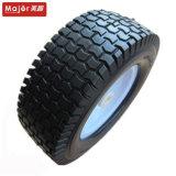 16X6.5-8 Wide Section PU Foam Tyre Solid Hand Trolley Wheel