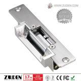 Controle de acesso da porta com caixa do metal + tecla do gel de silicone