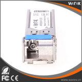 1,25G BIDI SFP Transceptor óptico SFP Gigabit bidireccional TX1310nm/RX1550nm 20km