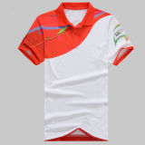 Tee-shirt Polo Quick-Drying Sublimation
