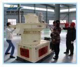 Criador de pelotas de madeira de Lubrificação Automática com Marcação ce&ISO